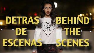 """""""Sorry""""- Giselle - Behind the Scenes - Detras de escenas"""