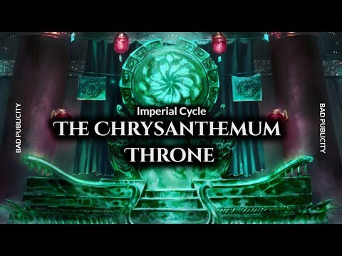 [Legend of the 5 Rings] Imperial Cycle Tier List - The Chrysanthemum Throne  // Bad Publicity