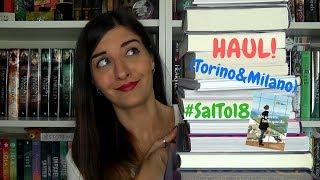 HAUL INFINITO: Torino, SalTo e Harry Potter Exhibition!