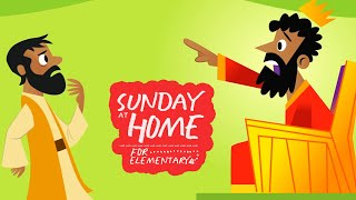 Sunday at Home for Kids   April 18, 2021