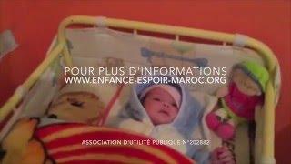 Visite de l'orphelinat - Enfance Espoir Maroc