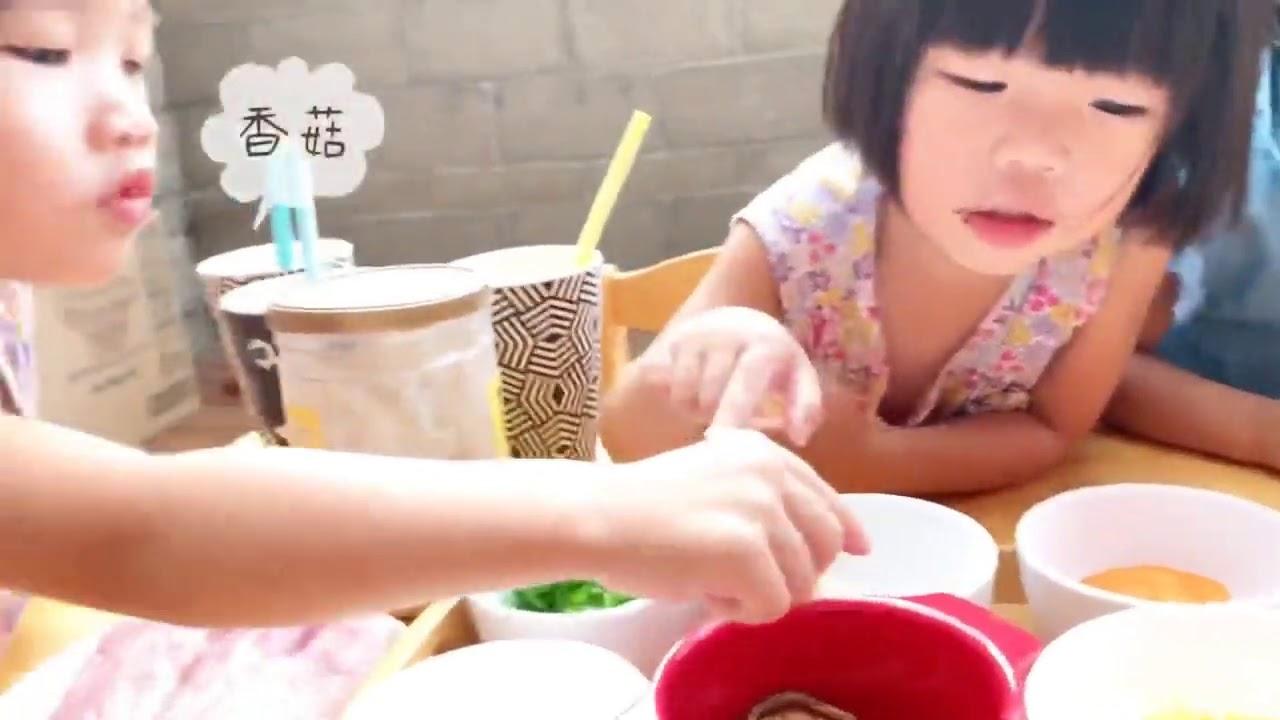 【我們是四胞胎】四寶媽料理食堂:日式香煎雞肉丸子。