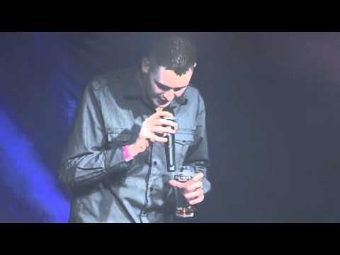 Ian Drew singing a selection of Irish Ballads
