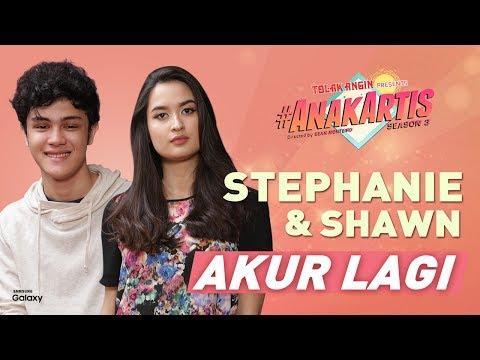 Anak Artis Season 3 - Stephanie & Shawn Akur Lagi