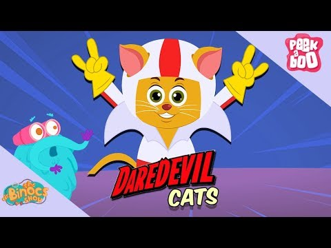 download How Do Cats Survive Massive Falls? - The Dr. Binocs Show | Learning Videos For Kids | Peekaboo Kidz