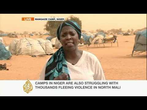 Al Jazeera interviews Ertharin Cousin from the UN World Food Programme