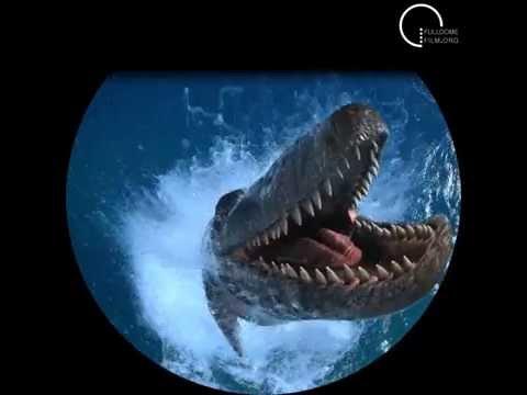 Чудища морей 3D: Доисторическое приключение, рекламный ролик