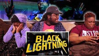 Black Lightning Season 1 Episode 4 : FAMILY REACTION!!