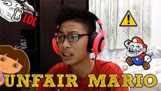 Bukan Cuma Dora Yang Ngeselin - Unfair Mario