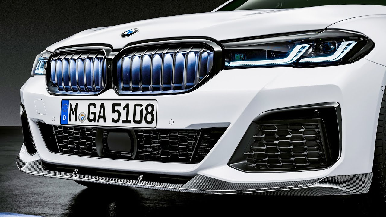 2021 BMW 550I Specs and Review
