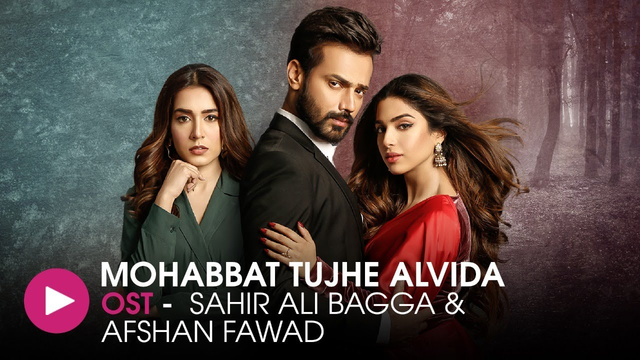 Download Mohabbat Tujhe Alvida   OST by Sahir Ali Bagga & Afshan Fawad   HUM Music