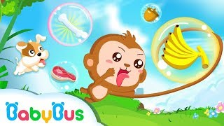 Baby Panda Learns Pairs | Children Learning | Kids Games | Gameplay Video | BabyBus Game