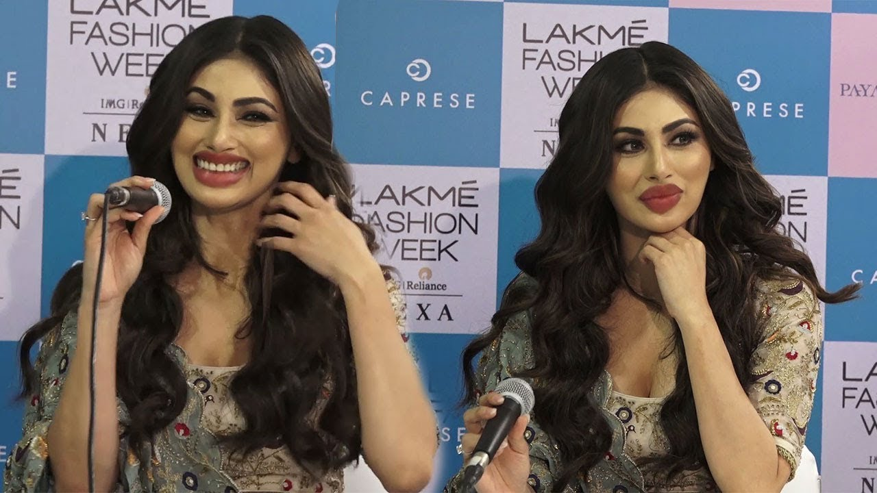 Mouni Roy's SH0KING Ugly Look After lip Plastic Surgery on face gone wrogn  again