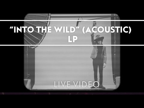 LP - Into The Wild (Acoustic) [Live]