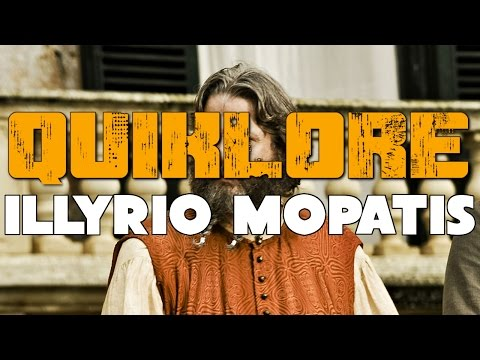 Game Of Thrones - Illyrio Mopatis