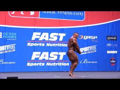 NFE 2015 - Nordic Pro Bodybuilding - Competitor Presentation
