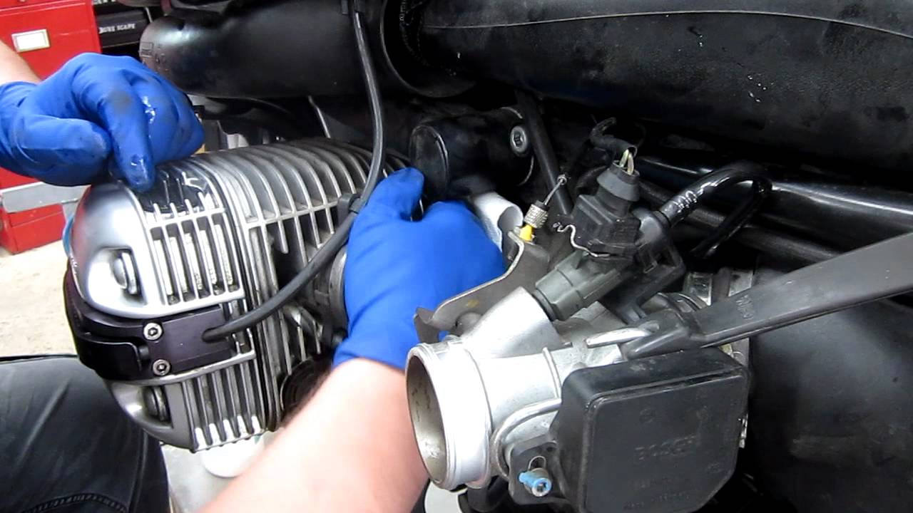 Bmw Service Cam Chain Tensioner Replacement Youtube
