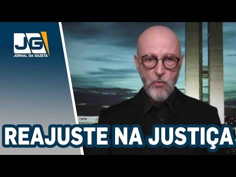 Josias de Souza/Políticos investigados votarão reajuste na Justiça