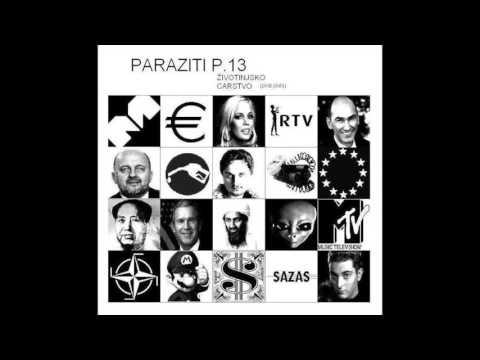 Paraziti p.13 - Životinjsko carstvo FULL ALBUM