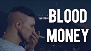 Blood Money - Сериал GTA 5 - 1 СЕРИЯ (и единственная)