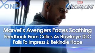 Marvel's Avengers Faces Scathing Feedback As Hawkeye DLC Fails To Impress & Rekindle Hope