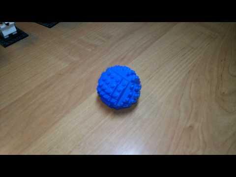 #5 самоделки| шарик из лего| инструкция