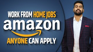 Work from Home Jobs by Amazon | Salary 15 to 20 Thousand | After 12th Jobs | Earn Money Online 2020