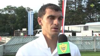 Владимир Габулов: «Мы играли на фоне нагрузок»