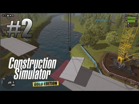 Construction Simulator 2015: Liebherr LR 1300 DLC #2 HD |