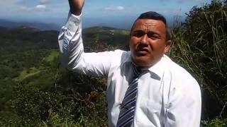 O ESCOLHIDO. HOMENAGEM AO CANTOR MARCOS ANTONIO PARA A GLORIA DE DEUS
