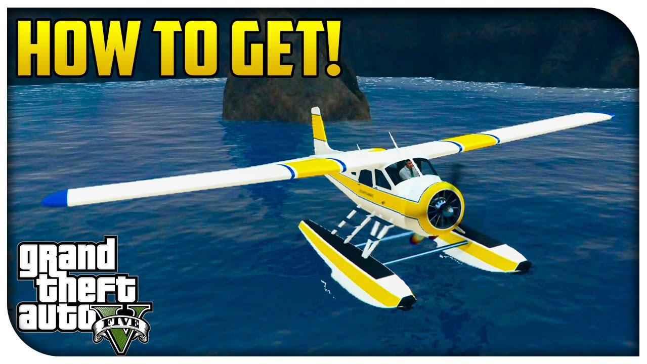Gta 5 Xbox One Ps4 Dodo Seaplane How To Unlock Rare Spawn Location Gta V Youtube
