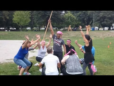 Team Building & Training in Toronto, Ontario