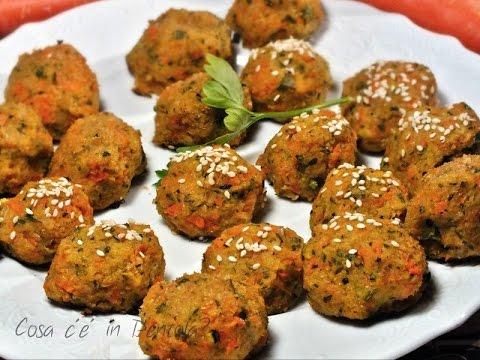 Polpette vegetariane light di cavolfiore ricetta dietetica for Ricette vegetariane