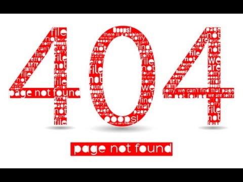 How To Redirect 404 Error Page Not Found To Homepage In Blogger