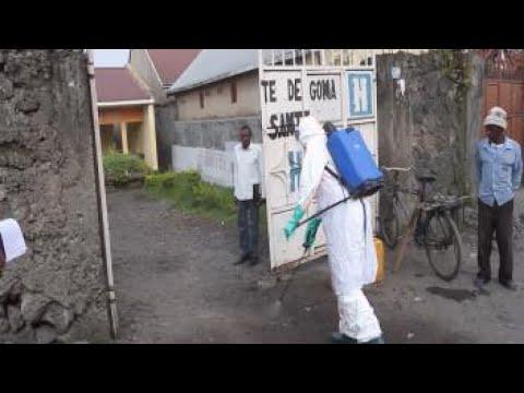 Journal de l'Afrique - Ebola en RD Congo, un premier cas à Goma : les autorités appellent au calme