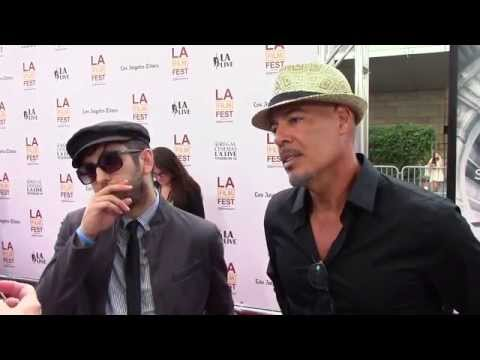 2014 LA Film Festival - Carpet Chat with Mike Ott & Roberto Sanchez