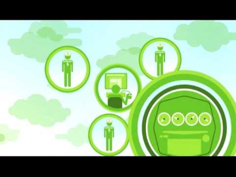 Motion Infographics Sample - YouTube
