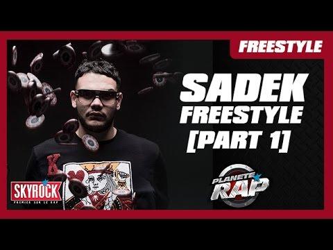 Youtube: Sadek – Freestyle«N**** le casino » [Part. 1] #PlanèteRap
