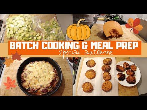 🍂-organisation-des-repas-retour-de-marche-🎃-recettes-d'automne-🍆-gagne-du-temps-en-cuisine