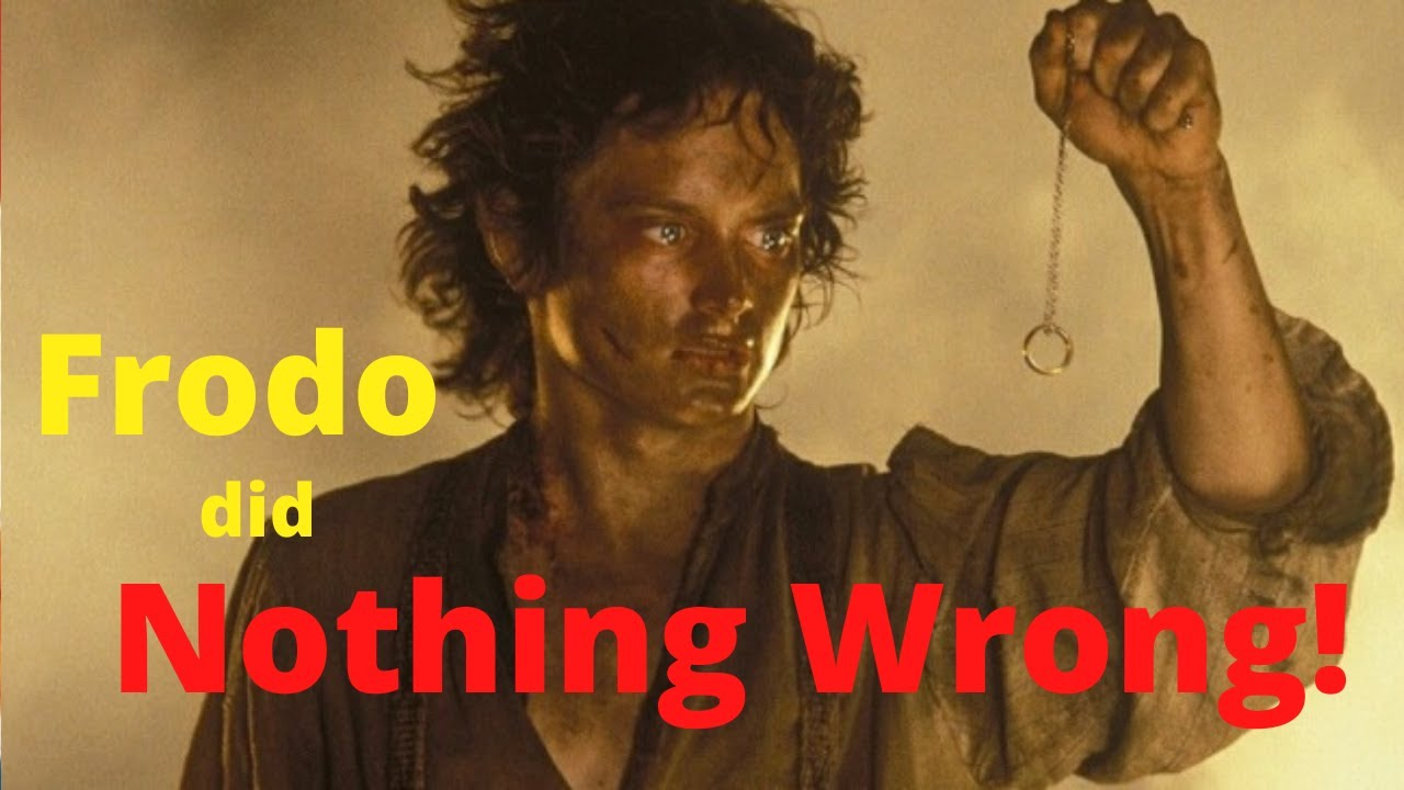 Download Did Frodo fail?