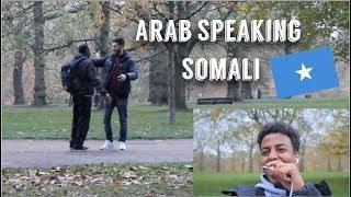 ARAB SPEAKING SOMALI IN PUBLIC PRANK!!