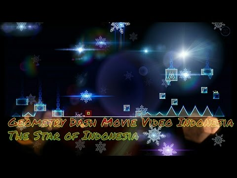 Geometry Dash Music Video Indonesia - The Stars of Indonesia