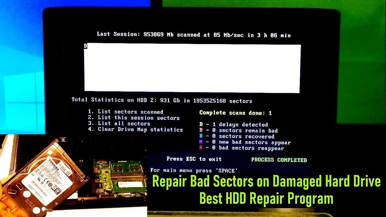 Hdd Bad Sector Repair Freewarepartnersclever