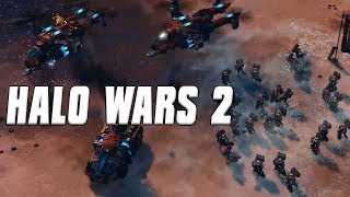 Halo Wars 2 - New Leader! Serina! The Ice Queen