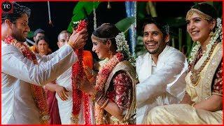 நாக சைத்தன்யா, சமந்தா திருமண ஆல்பம்   Samantha- Naga Chaitanya's grand wedding Album