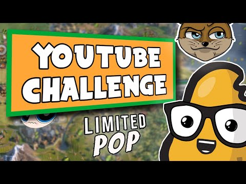 I Broke the Civ 6 Limited Pop Challenge (and it broke me) |