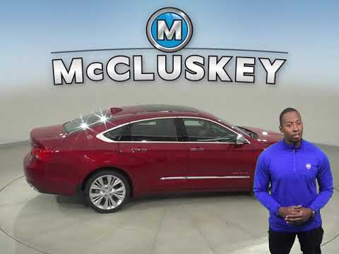 200831 - New, 2020, Chevrolet Impala, Test Drive, Review, For Sale -