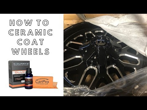 How To Protect Wheels *CQUARTZ DLUX*