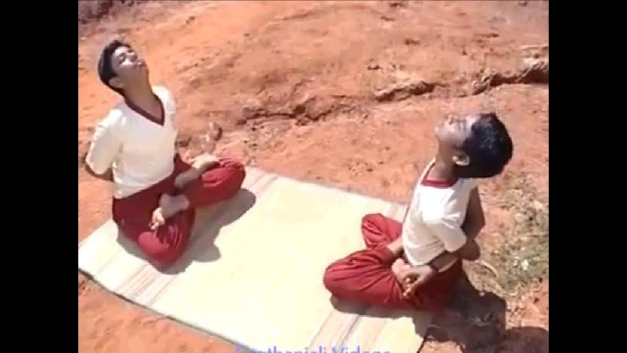 Yoga Mudras - Gesture Of Union - Helps In Breathing