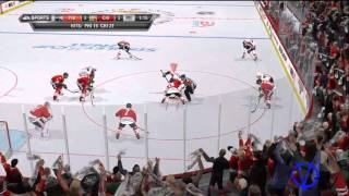 NHL 11 - Physics Engine + Gameplay Commentary